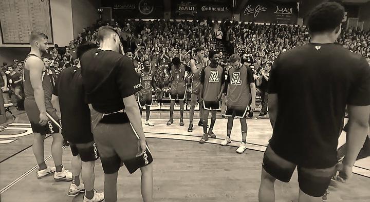 U of A Basketball 2019